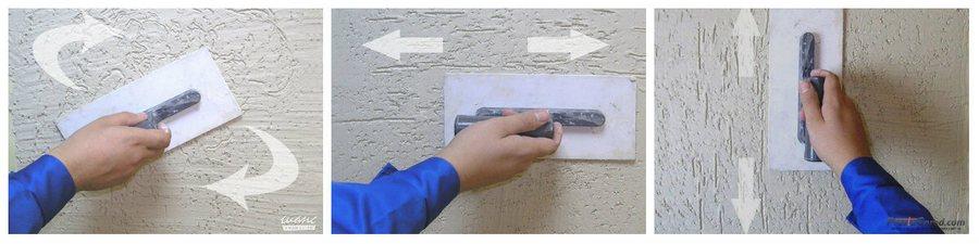 ручное нанесение рисунка короед