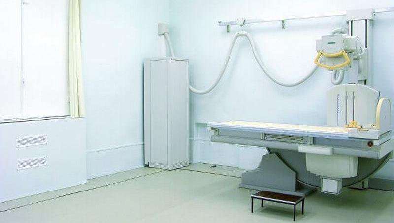 рентген кабинет