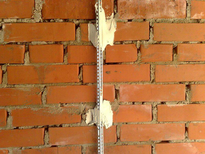 маяки на стене для штукатурки