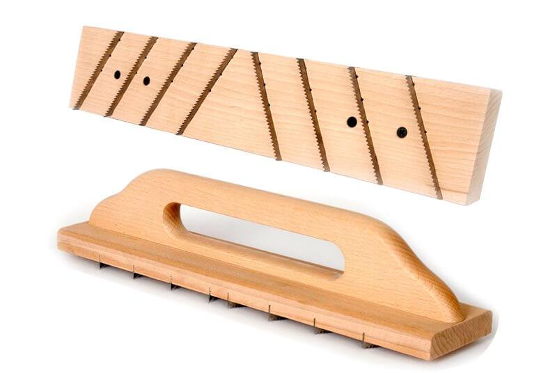 деревянная терка для штукатурки